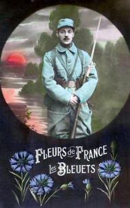 ILL FLEURS DE FRANCE LES BLEUETS