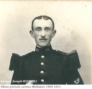 BIGEREL Georges Joseph