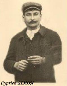 SIMON Cyprien