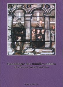 Généalogie familles nobles Solange Louis