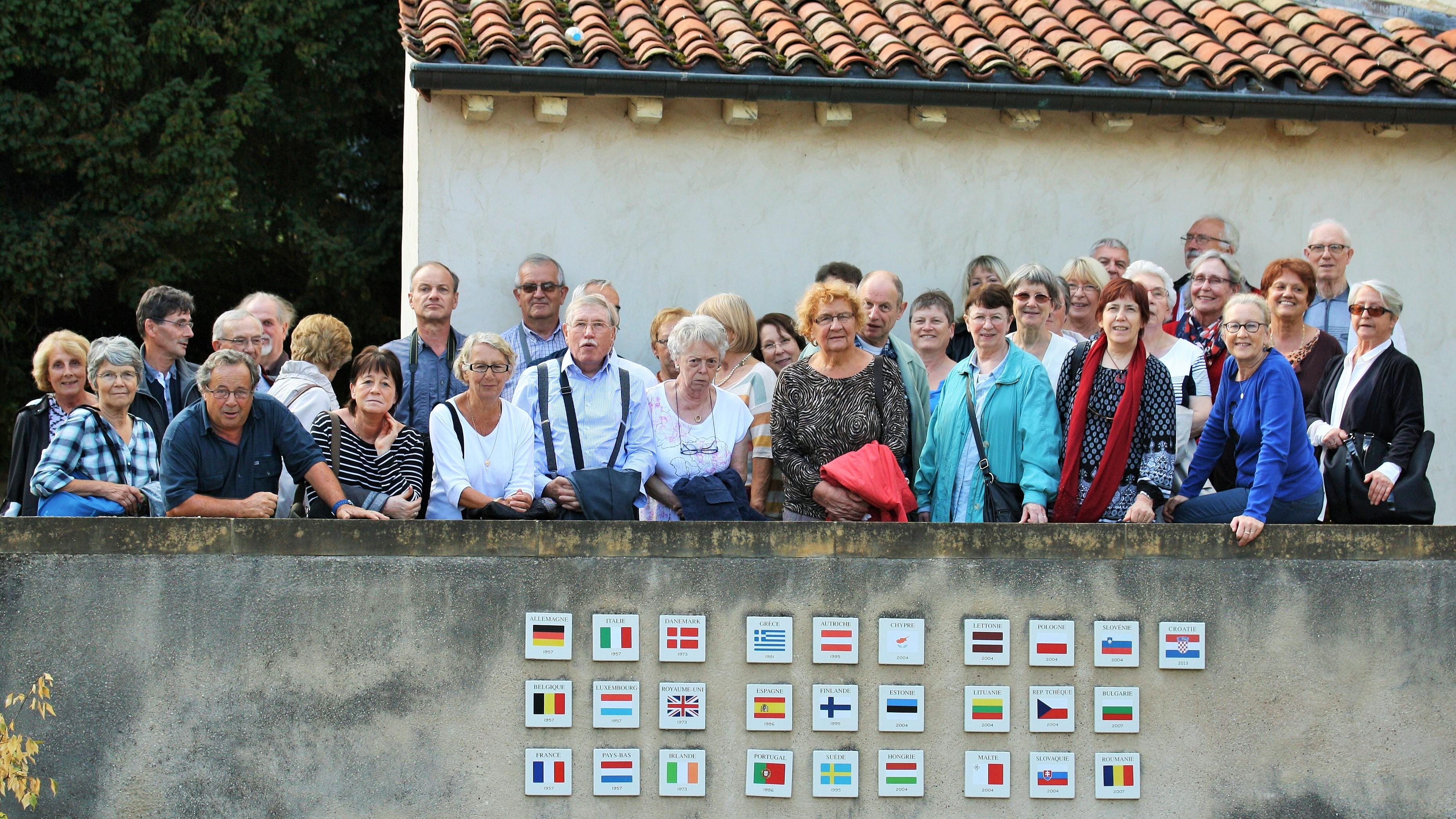 Sortie en Moselle * Gravelotte avec la visite du musée de la guerre de 1870 et de l'annexion  * Scy-Chazelles avec la visite de la maison de Robert SCHUMAN